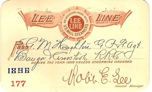 1896 Lee Line Pass