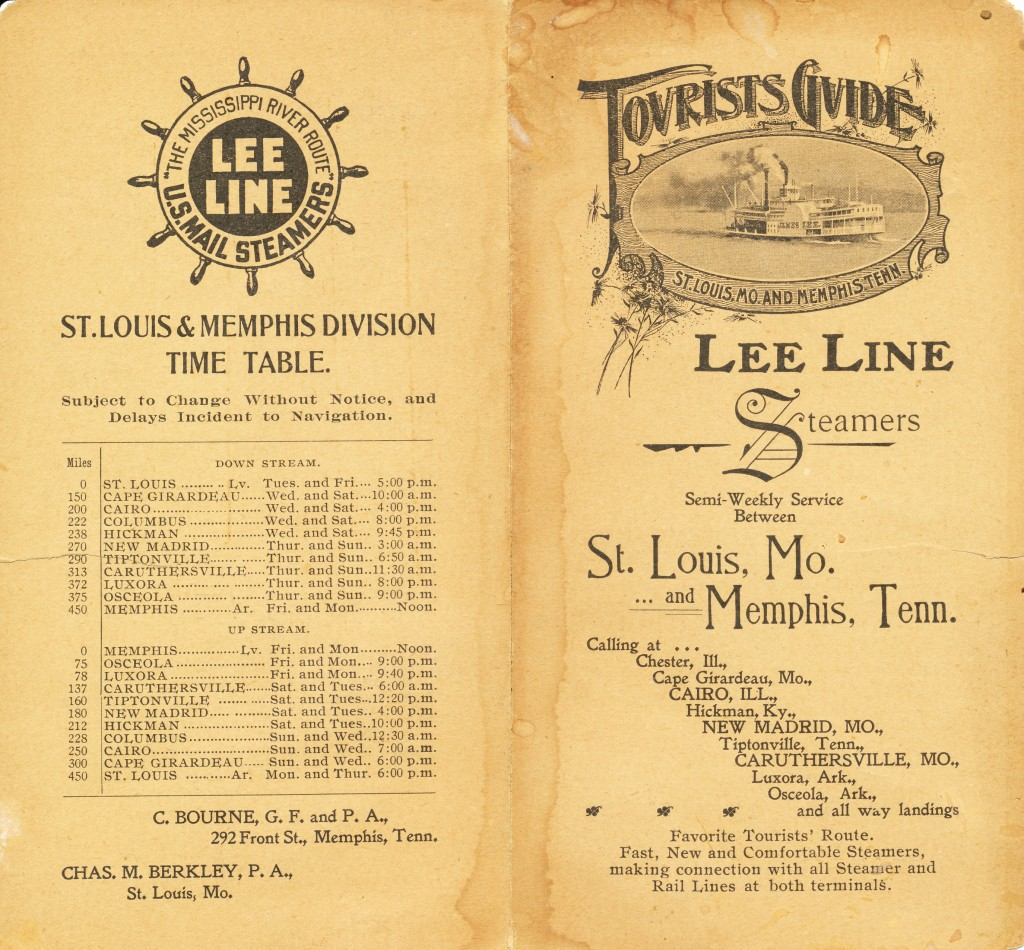 LEE LINE TOURIST GUIDE