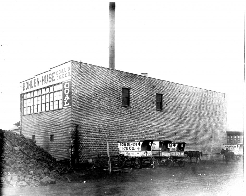 April 1913 Bohlen-Huse Ice Co.