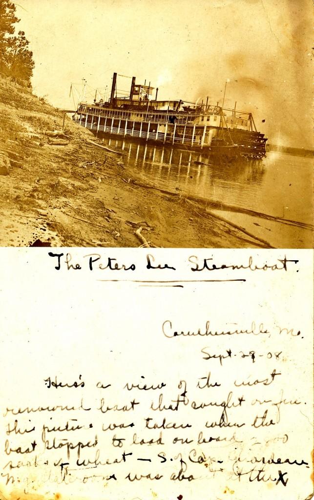 1908 Peters Lee MO