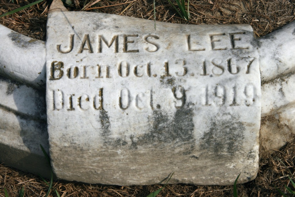 James Lee 3rd son of James Lee Jr. and Capt. James Lee Sr.
