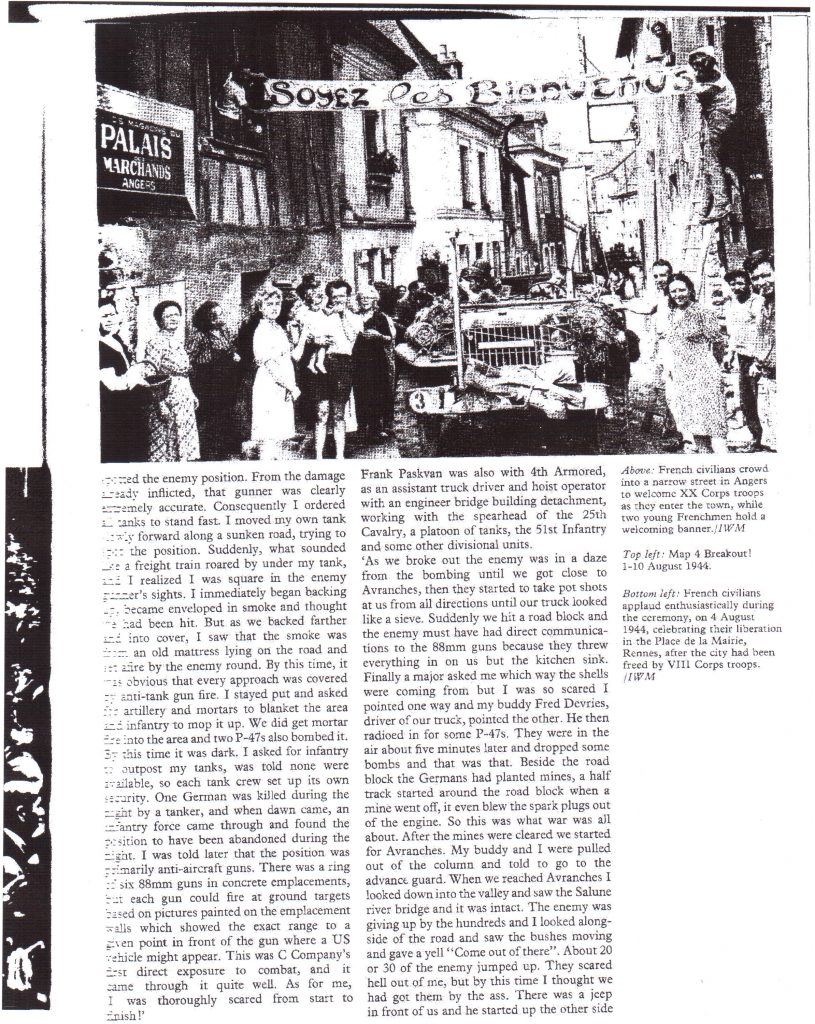 Rennes France Aug 1 1944 pg2